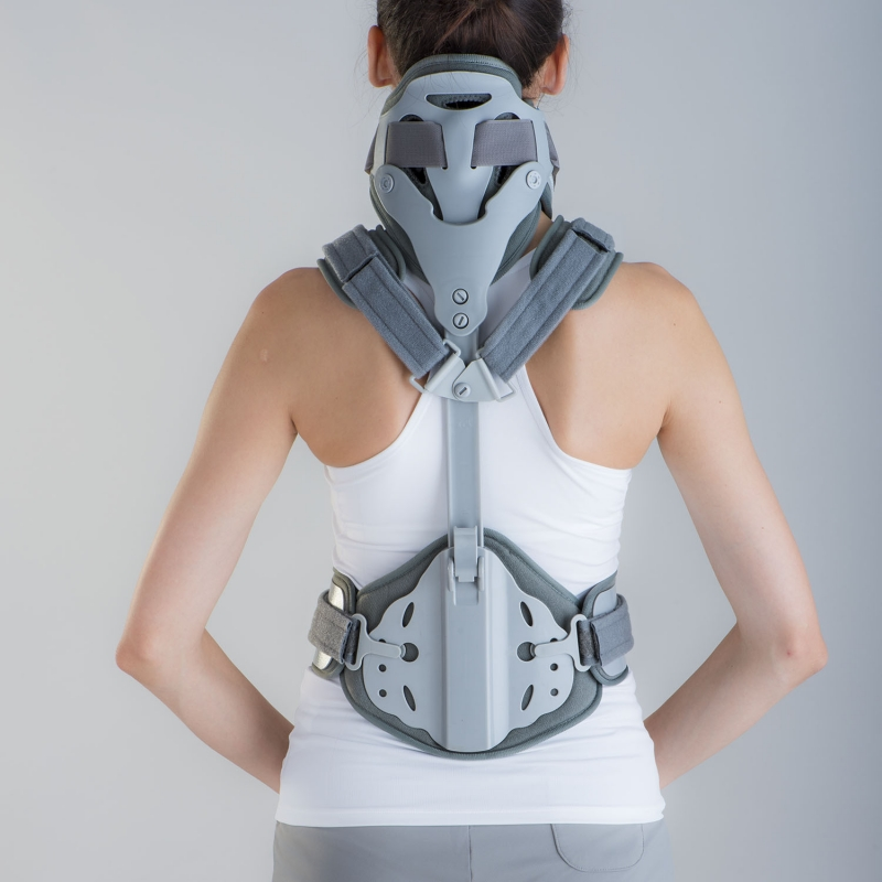 MPE01015 Model: Adjustable Medical Neck Brace