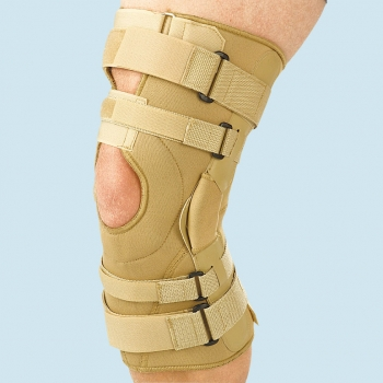 Hinged Knee Supports
